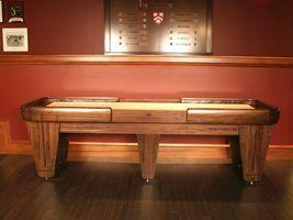 9' Shuffleboard Tables