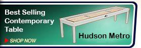 Indoor-Outdoor Shuffleboard Table