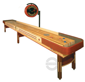 12' Grand Champion Limited Edition Shuffleboard Table