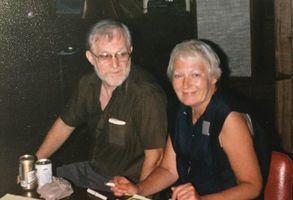 George & Donna Wilber - 1992
