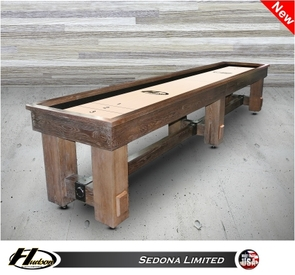 16' Hudson Sedona Limited Shuffleboard Table