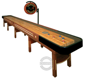 22' Grand Champion Shuffleboard Table