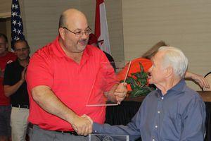 2014 Sol Lipkin Award - Bob Hunt