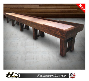 22' Hudson Fallbrook Limited Shuffleboard Table