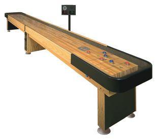 14' Championship Line Shuffleboard Table