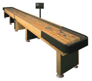 22' Championship Line Shuffleboard Table