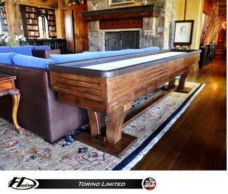 18' Hudson Torino Limited Shuffleboard Table