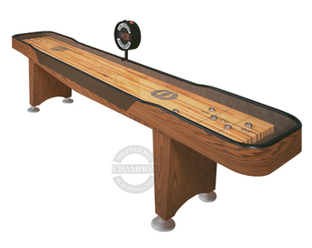 12' Champion Qualifier Shuffleboard Table