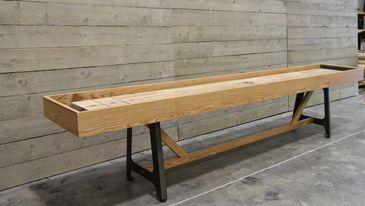 9' Venture Astoria Sport Shuffleboard Table