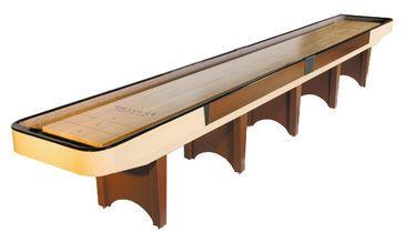 12' Classic Shuffleboard Table