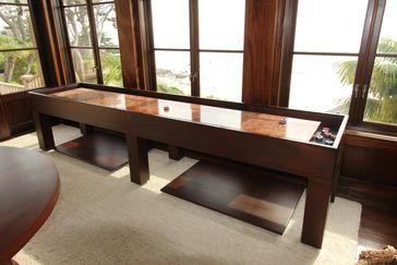 Heirloom Norwich Shuffleboard Table
