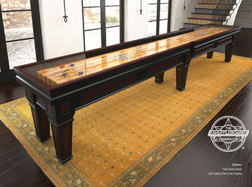 9' Champion Worthington Shuffleboard Table