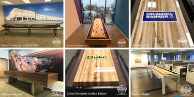 Shuffleboard Tables For The Office