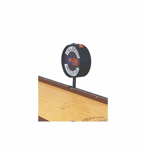 Champion Rail Mount Shuffleboard Table Scoreboard