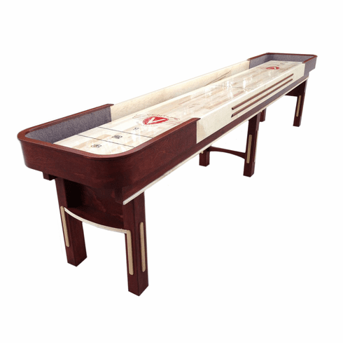 12' Venture Grand Deluxe Sport Shuffleboard Table
