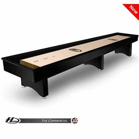 12' Hudson Commercial Shuffleboard Table