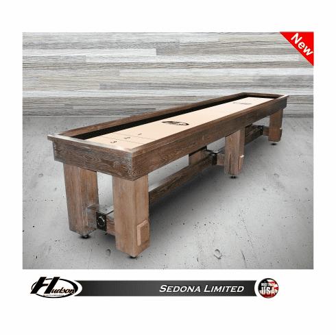 9' Hudson Sedona Limited Shuffleboard Table