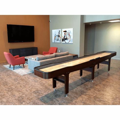 12' Champion Gentry Shuffleboard Table