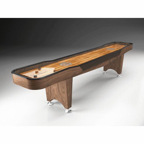 12' Champion Qualifier Shuffleboard Table