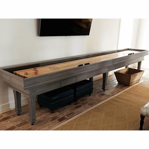 12' Champion Reagan Shuffleboard Table