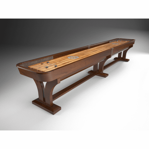 12' Champion Venetian Shuffleboard Table