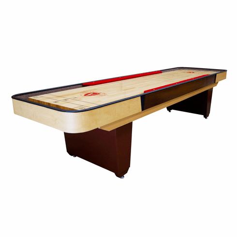 12' Venture Classic Cushion  Shuffleboard Table