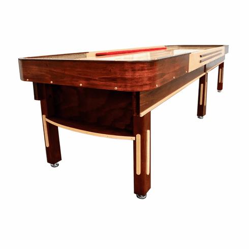 12' Venture Grand Deluxe Cushion Shuffleboard Table