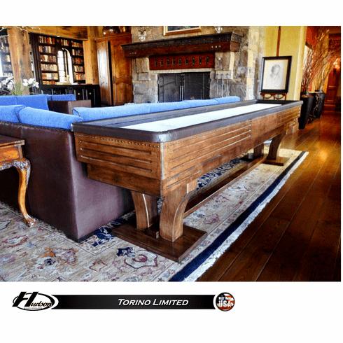 12' Hudson Torino Limited Shuffleboard Table