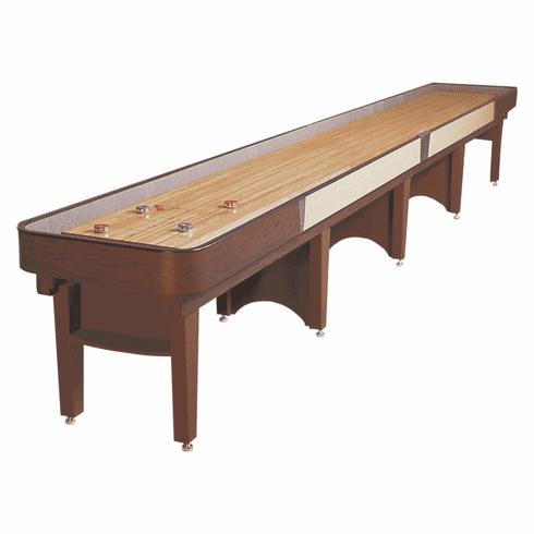 18' Venture Ambassador Shuffleboard Table