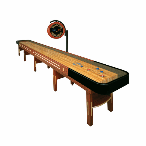 18' Grand Champion Shuffleboard Table