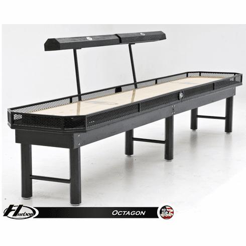 22' Hudson Octagon Shuffleboard Table