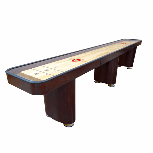 9' Venture Challenger Shuffleboard Table