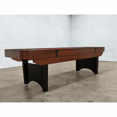 9' Venture Classic Cushion Shuffleboard Table