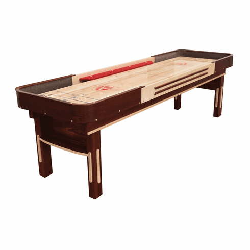 9' Venture Grand Deluxe Cushion Shuffleboard Table