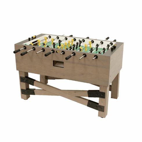 Champion Rustic Foosball Table