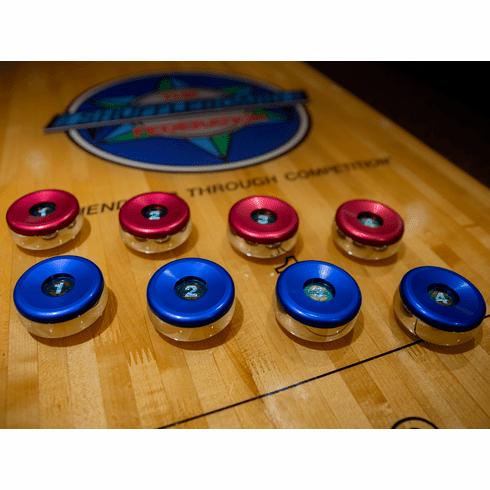 Pro Series Adjustable Weight Caps - Standard