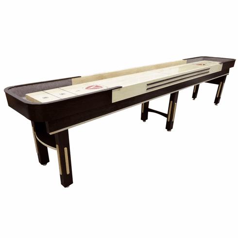 14' Venture Grand Deluxe Sport Shuffleboard Table