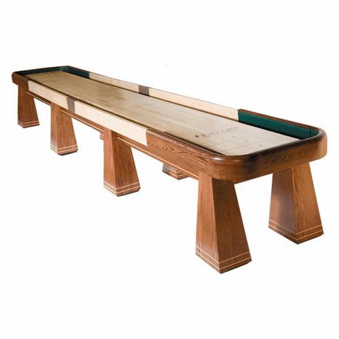 18' Venture Saratoga Shuffleboard Table