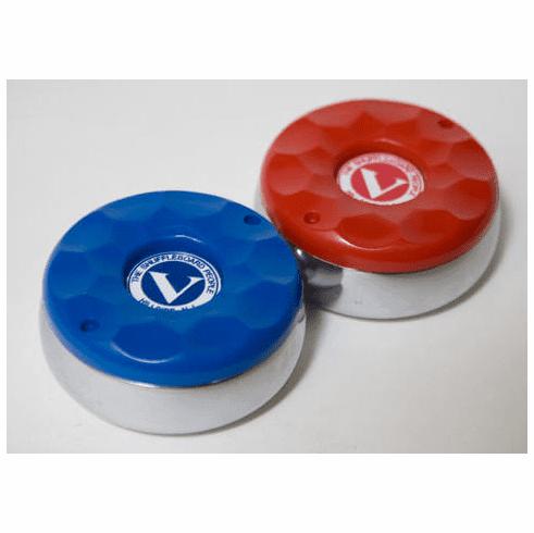 Venture Shuffleboard Pucks - Regulation Size and Weight