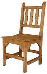 Nuevo Mexico Pine Dining Chair