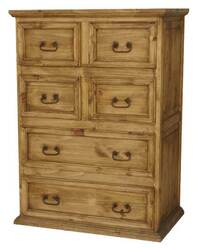Tonola 6 Drawer Rustic Chest