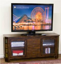 "Durango Dark Rustic 60"" TV Media Console"