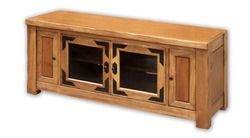 "Sierra Rustic Lodge 60"" TV Stand"