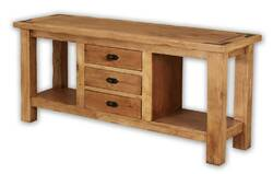 Sierra Rustic Lodge Console Table