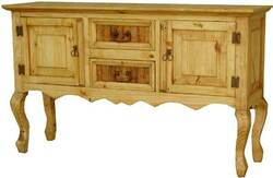 Laredo Rustic Sofa Table