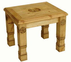 Sonora Star End Table