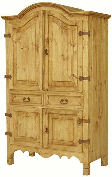 rustic armoire rustic pine armoire pine wood armoire. Black Bedroom Furniture Sets. Home Design Ideas