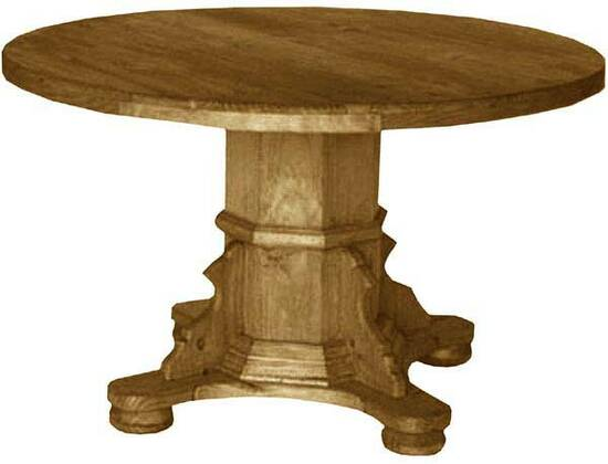Taxco Pedestal Dining Table