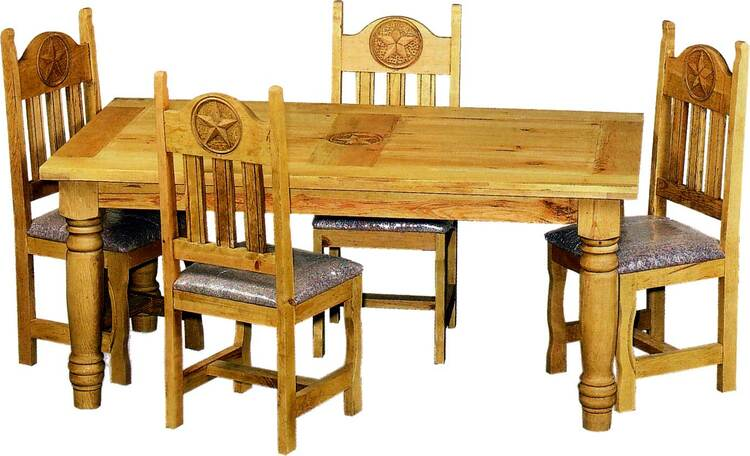 Star Dining Table Set